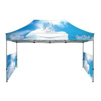 15' Tent Canopies