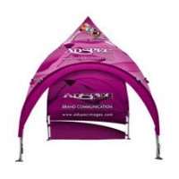 Arched Canopy Event Tent