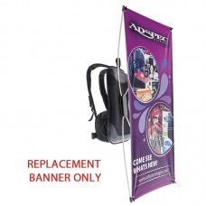 Backback - Replacement X Banner Only