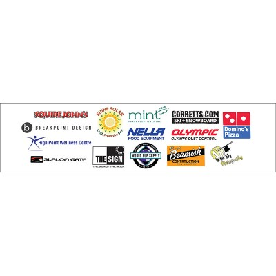 Banner Sling 2' x 8' Graphic Only