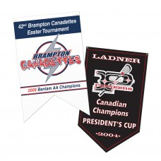 4' x 6' Championship Banner