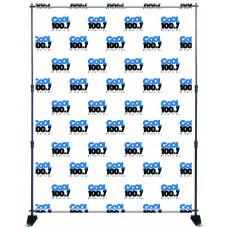 8'x 6' Fabric Stand