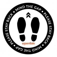 Mind the Gap - Floor Sticker - 12