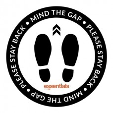 Mind the Gap - Floor Sticker - 18