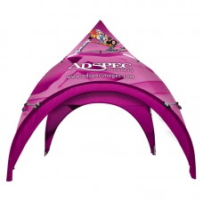 10' x 10' Arched Canopy Only -Dye Sub