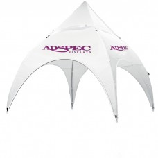 10' x 10' Arched Canopy Only - 4 Imprint Locations