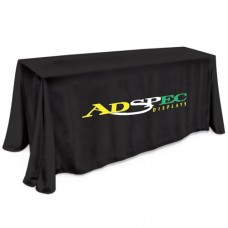 6' Table Cloth - Full Color Thermal Imprint