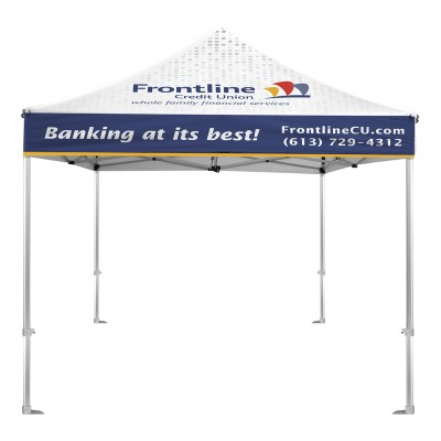 10' Extreme Canopy and Frame - Dye Sub